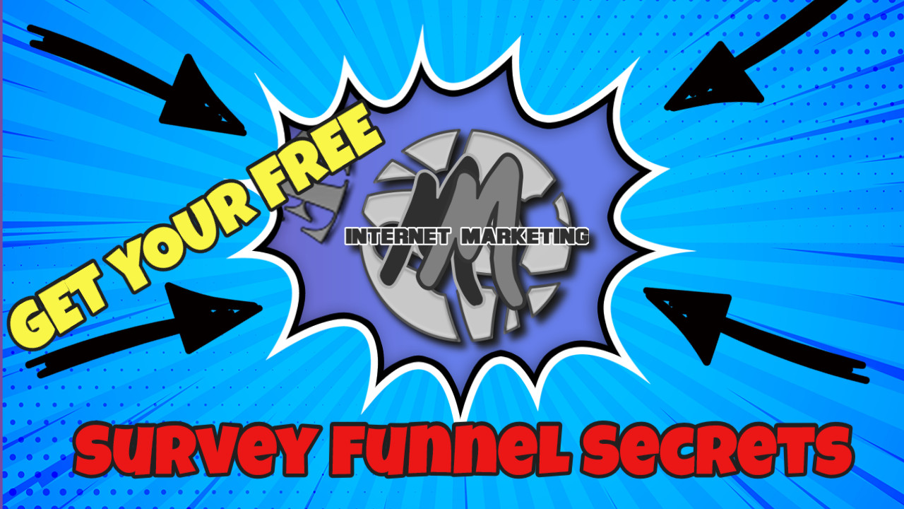 Sales Video For Survey Funnel Secrets