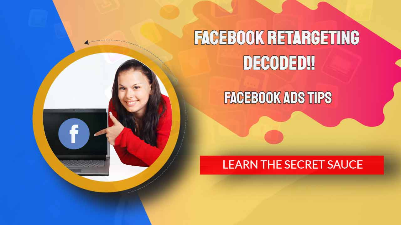 Facebook Re targeting Decoded Video Ad